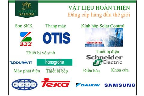 Căn hộ cao cấp Eco Green Sài Gòn mở bán giá tốt