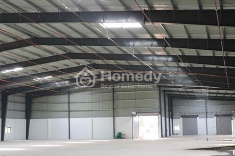 Cần bán gấp nhà xưởng 1350m2, sổ hồng riêng, quốc lộ 50, Bình Chánh, giá 3,8 tỷ