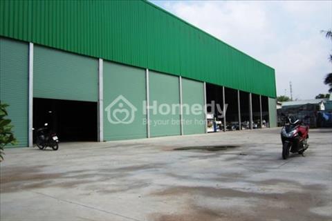 Bán gấp nhà xưởng đường nhánh Hương Lộ 11, ngang 31m, dài 55m, xưởng mới có gác đúc