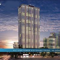 Bán căn hộ chung cư FLC Star Tower Hà Đông chỉ từ 1,2 tỷ/căn, chiết khấu 10% GTCH khi kí hợp đồng
