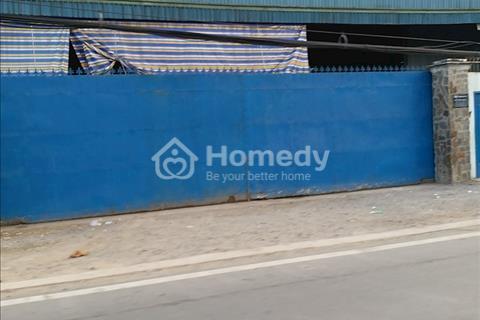 Kẹt tiền bán gấp nhà xưởng 424m2 đường Quốc lộ 1A gần khu chợ Bình Chánh
