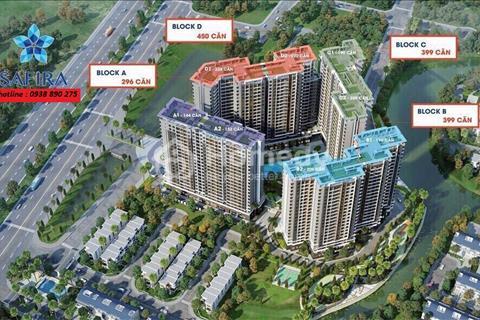 Siêu phẩm căn hộ phong cách Singapore tại khu công nghệ cao Quận 9, giữ chỗ chỉ từ 50 triệu