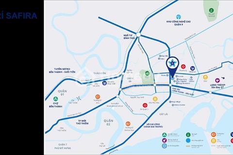 Giữ chỗ siêu phẩm căn hộ Safira Khang Điền Quận 9 chỉ từ 50 triệu