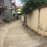 Bán lô đất thôn Đào Xuyên, Đa Tốn, Gia Lâm, diện tích 100m2, giá chỉ 18 triệu/m2