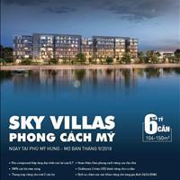 Căn hộ trên không Skyvilla quận 7 - đẳng cấp với clubhouse 2 triệu - 104m2 3PN ưu đãi giá 300 triệu
