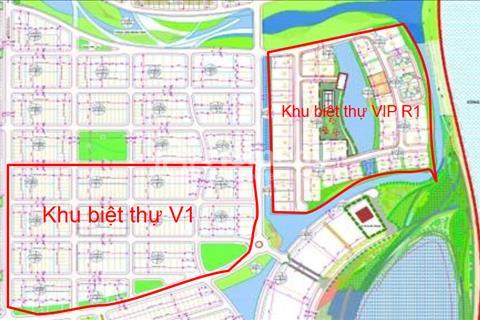 Bán đất nền biệt thự ven sông chỉ 12 triệu/m2, đất nền biệt thự FPT City Đà Nẵng