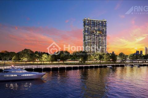 Chỉ 690 triệu sở hữu ngay căn hộ 1 phòng ngủ view sông Sky 89
