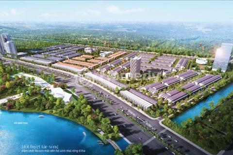 Bán nhanh lô đất ngoại giao cực đẹp dự án HomeLand Central Park