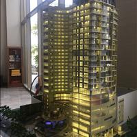 Căn hộ 1 phòng ngủ, tầng 12, view sông và view thành phố