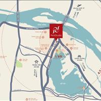 PentStudio Tây Hồ căn hộ khách sạn 5 sao Duplex thông tầng đầu tiên tại Hà Nội