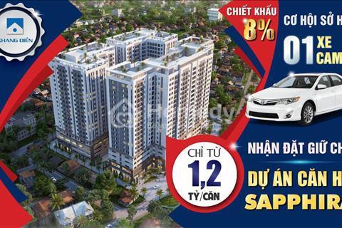 Căn hộ Safira Khang Điền quận 9 mở bán F1 chỉ 400 triệu nhận nhà, đặt chỗ ngay để được vị trí tốt