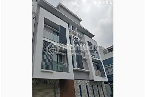 Cho thuê nhà rộng 9 x 22m, nở hậu 15m, đầy đủ nội thất, đường Trường Chinh, quận Tân Bình
