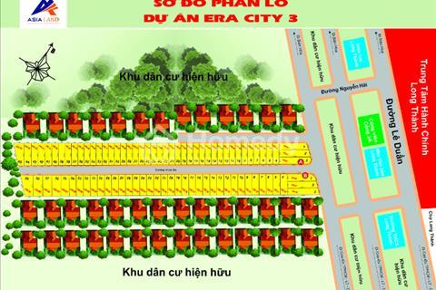 Bán đất tại thị trấn Long Thành giá đầu tư siêu rẻ 350 triệu/m2 chuẩn bị ra sổ