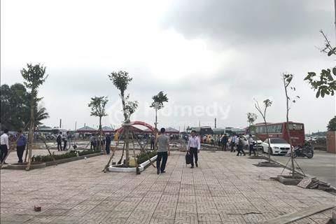 Đất nền 578 triệu - 65% khu tây nam Sài Gòn - dự án Tân Lân Riverside - Chiết khấu 10% ngày mở bán