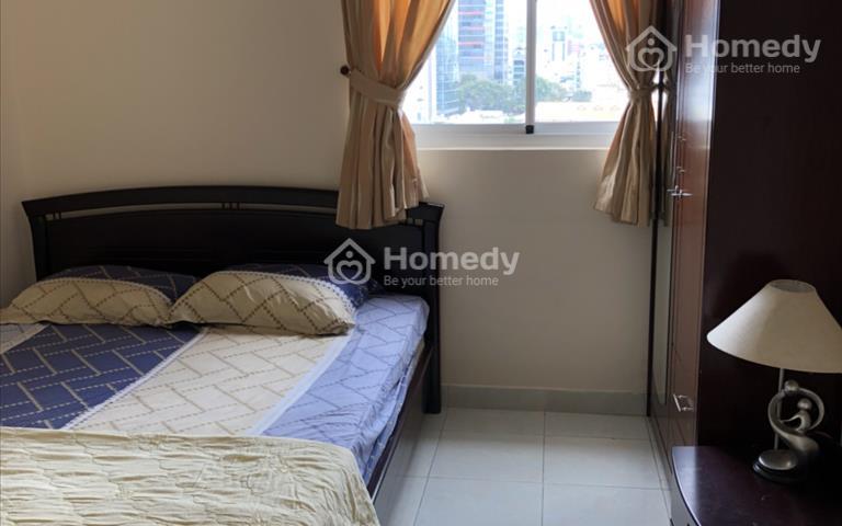 Cho thuê căn hộ, 72m2, 2 phòng ngủ, có nội thất, Khánh Hội 1, quận 1, giá 10 triệu/tháng