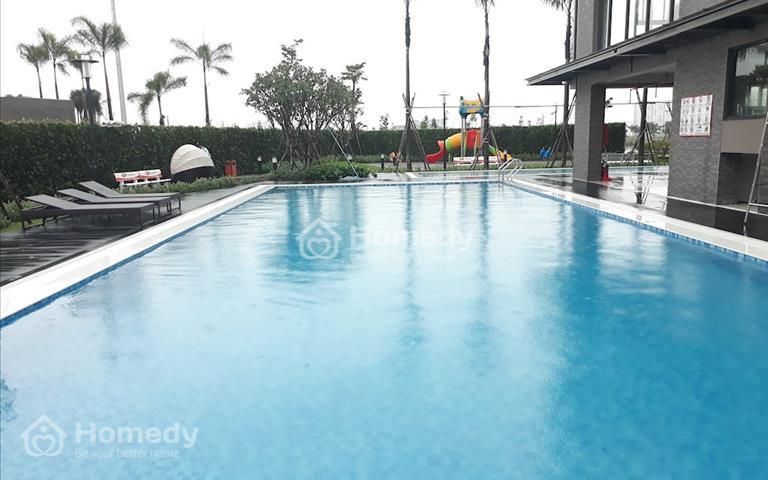 Căn hộ Kikyo Nam Long ngay cao tốc về quận 1 chỉ 15 phút, 56m2, có hồ bơi, Gym, nhà trẻ, công viên