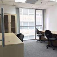 Cho thuê văn phòng trọn gói tại tầng 7 tòa nhà Việt Á, số 9 Duy Tân, diện tích 15 - 30 - 50m2