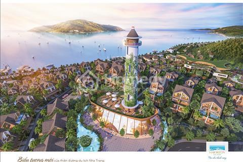 Đất nền biệt thự Haborizon Nha Trang, giá gốc chủ đầu tư, chiết khấu khủng, thanh toán 28 tháng