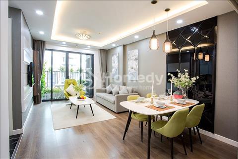 Căn 2 phòng ngủ view phố cổ, hướng cửa đông nam tòa D đẹp nhất Imperia Sky Garden 423 Minh Khai