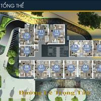 Bán căn hộ 09  chung cư HH2D Dương Nội, đủ đồ, sổ đỏ chính chủ