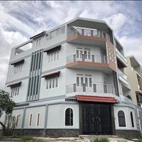 Cần cho thuê gấp căn nhà khu dân cư Văn Lang, nhà 7 phòng ngủ, 1 trệt 3 lầu, 1 sân thượng, 1 gara