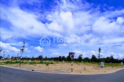 Nền thổ cư 5mx20m, lộ giới 17m, đường Lê Hồng Phong, khu đô thị Ngã Bảy Hậu Giang