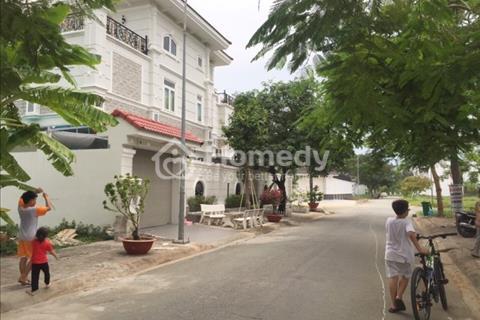 Bán lô đất 8x18m khu dân cư Conic 13B - đường 12m lô đẹp - sổ hồng riêng giá 35,5 triệu/m2