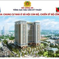 Bán chung cư 282 Nguyễn Huy Tưởng, Thanh Xuân, giá chỉ 23 triệu/m2