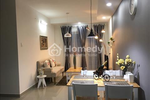 Charmington La Pointe chính chủ cho thuê căn Officetel 8 triệu, full nội thất đã decor 11 triệu