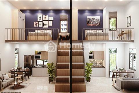 Cho thuê căn hộ chung cư mini full nội thất giá rẻ
