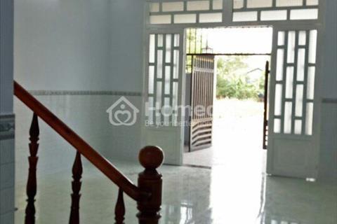 Bán nhà khu dân cư mới Cầu Tràm giáp huyện Bình Chánh từ 980 triệu - 1,6 tỷ/căn