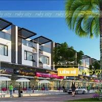 Đất nền xây biệt thự, khu đô thị đẳng cấp Ruby City, pháp lý và hạ tầng hoàn chỉnh, giá gốc 6tr/m2