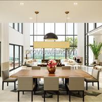 Bán căn Penthouse Gateway Thảo Điền 450m2 2 tầng thông nhau 4 phòng ngủ view sông