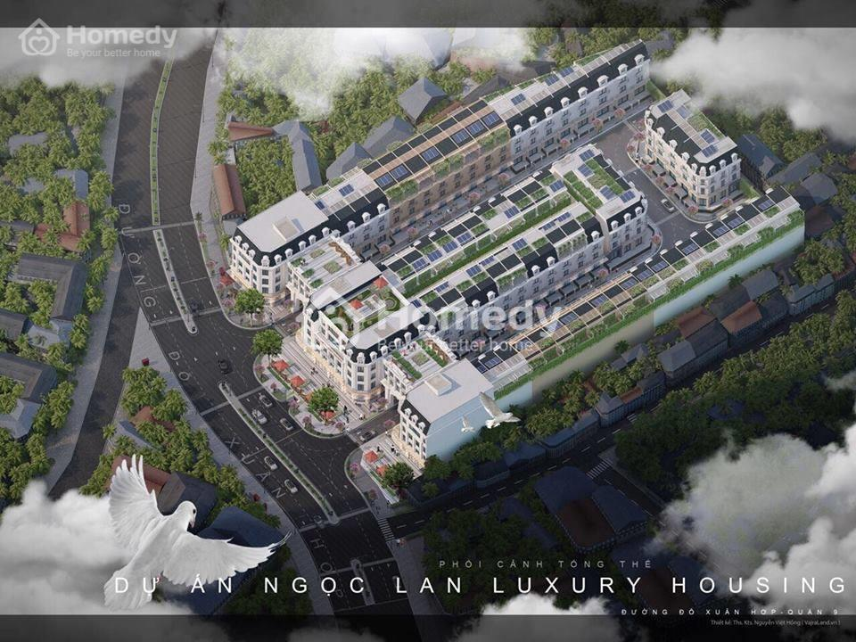 vanda luxury housing