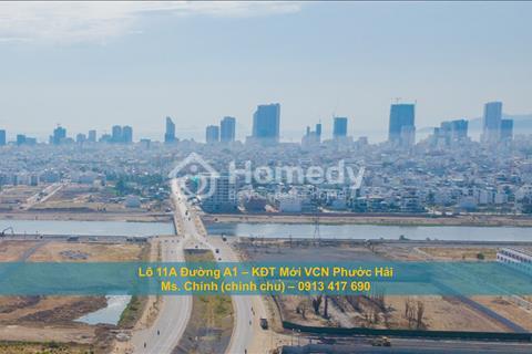 Chính chủ - bán lô biệt thự ven sông - Khu đô thị mới đẹp nhất trung tâm Nha Trang