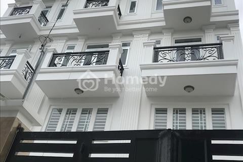 Nhà mặt phố 1 trệt 3 lầu cao cấp giá chỉ 4 tỷ