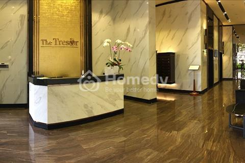 Cho thuê căn Officetel The Tresor - Bến Vân Đồn