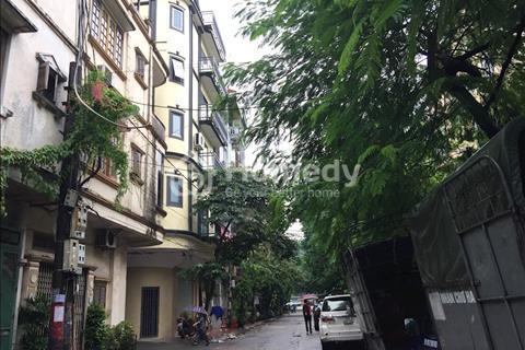 Chính chủ cho thuê căn hộ chung cư mini cao cấp, ngõ rộng hai làn đường xe ô tô đi lại thoải mái