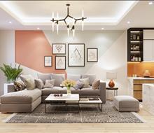 Căn hộ chung cư Hòa Phát phong cách hiện đại