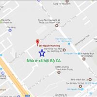 Bán căn hộ 2 phòng ngủ chung cư nhà ở xã hội Bộ công an 282 Nguyễn Huy Tưởng, giá chỉ 1,4 tỷ