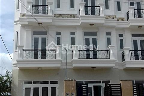 Mở bán 8 căn nhà phố mặt tiền Thạnh Xuân 22, 1 trệt 3 lầu có lửng, giá từ 3,650 tỷ