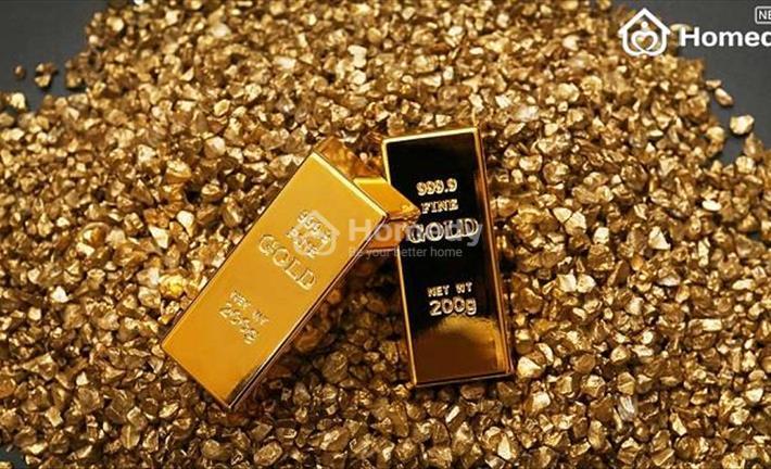 Giá vàng ngày 18/1/2018: Bất ngờ quay đầu giảm nhanh