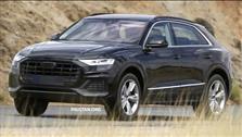 """Audi Q8 """"trình làng"""" trên đường thử"""