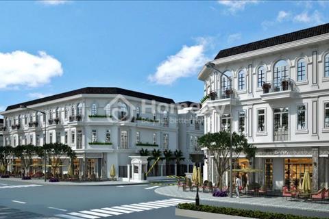 Cho thuê nhà nguyên căn khu dự án Shophouse hiện đại