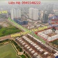 Bán liền kề 112m2 đường Nguyễn Văn Huyên, Tây Hồ, Hà Nội