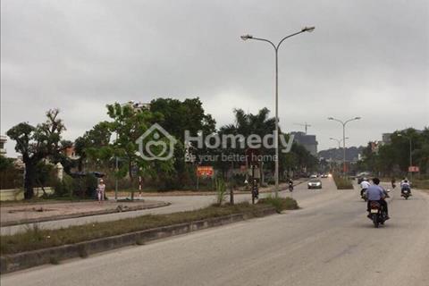 Bán đất biệt thự mặt đường 31m - A5 Khu đô thị Hà Khánh A