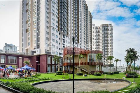 Cho thuê căn hộ The Park Residence 2 phòng ngủ 2wc block VIP, có ban công, free các dịch vụ