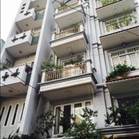 Cần xoay tiền bán nhà mặt tiền kinh doanh đường Ngô Gia Tự, quận 10, 4x18 m vuông vức