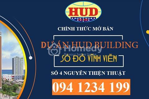 Sở hữu căn hộ suất ngoại giao HUD Building Nha Trang, chỉ 1.5 tỷ/căn, vị trí vàng, sổ đỏ vĩnh viễn
