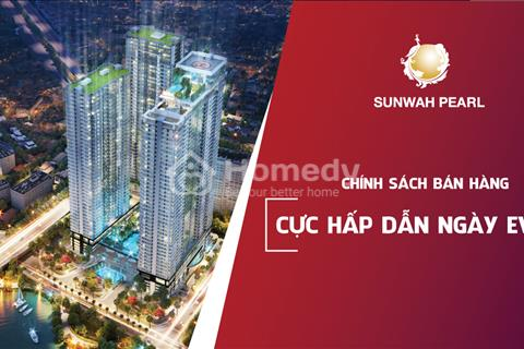 Bán 2 phòng ngủ Sunwah Pearl, giá hạt dẻ, lầu cao thoáng mát, view thành phố